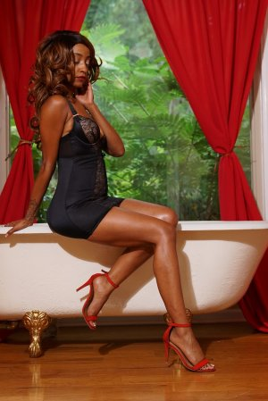 Anne-françoise incall escort in Hillsboro Oregon