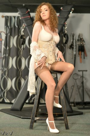 Lise-marie incall escorts